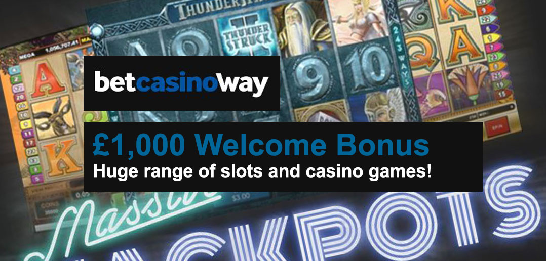 Casino Welcome - 43796