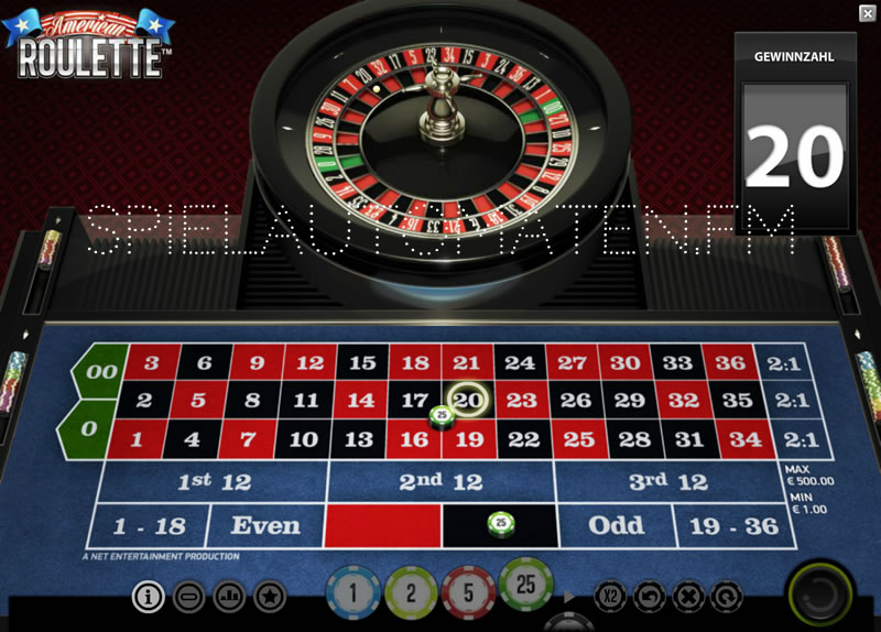 American Roulette - 43605