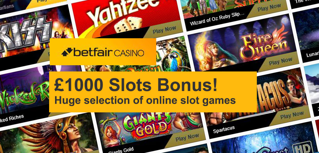 Betfair Casino Bonus - 32608