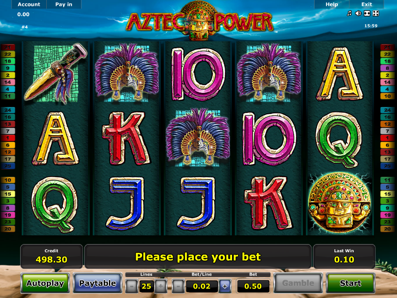Casino Games Test - 68221