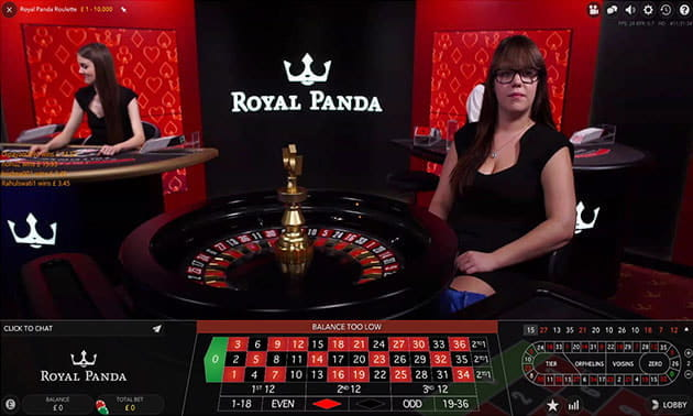 Roulette Kombinationen Royal - 46499