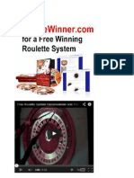 Roulette Strategie - 6164
