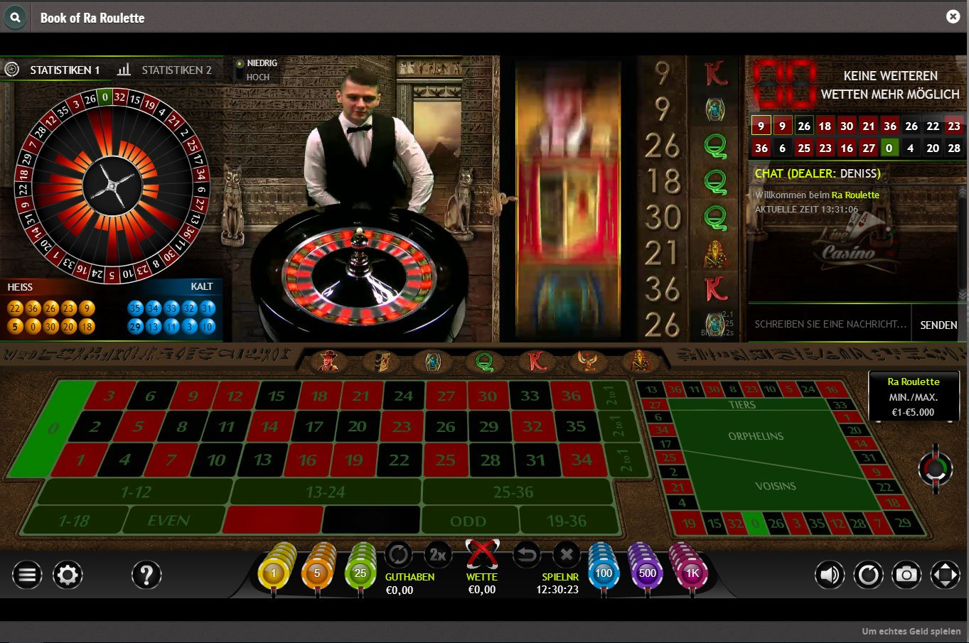Online Roulette ohne - 8329