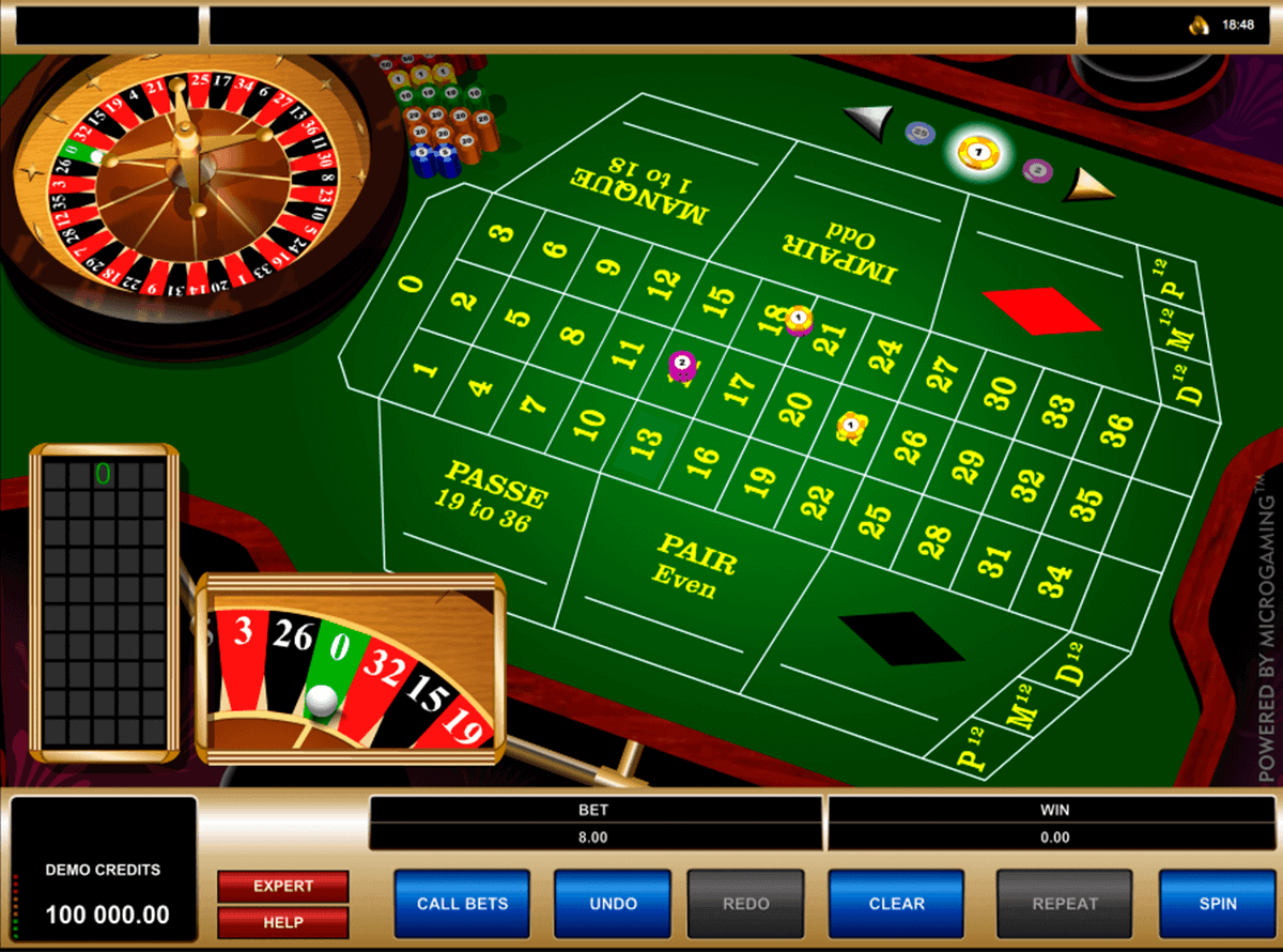 French Roulette WildSlots - 98136