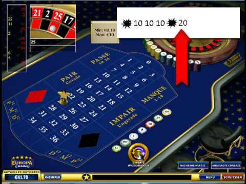 Roulette Strategie pdf - 66020