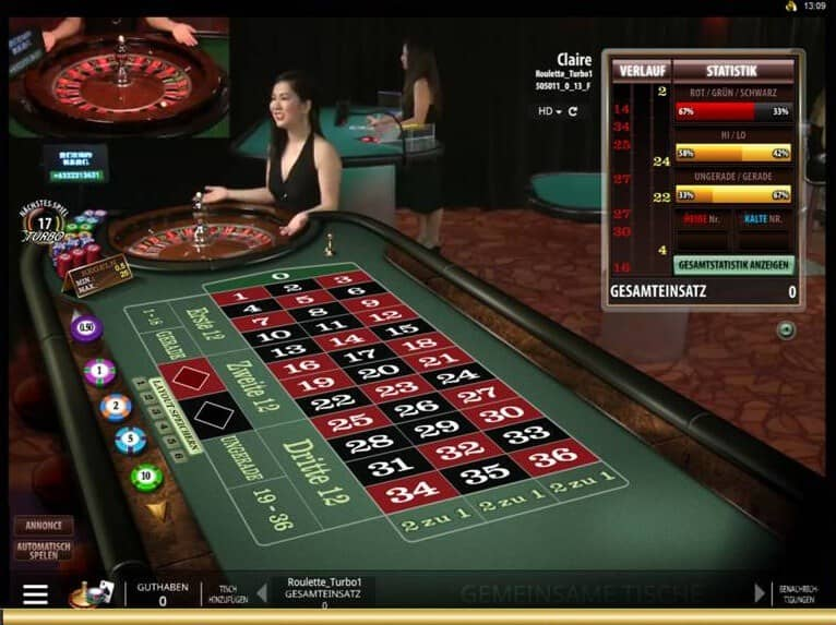 Roulette Tool Live - 45069