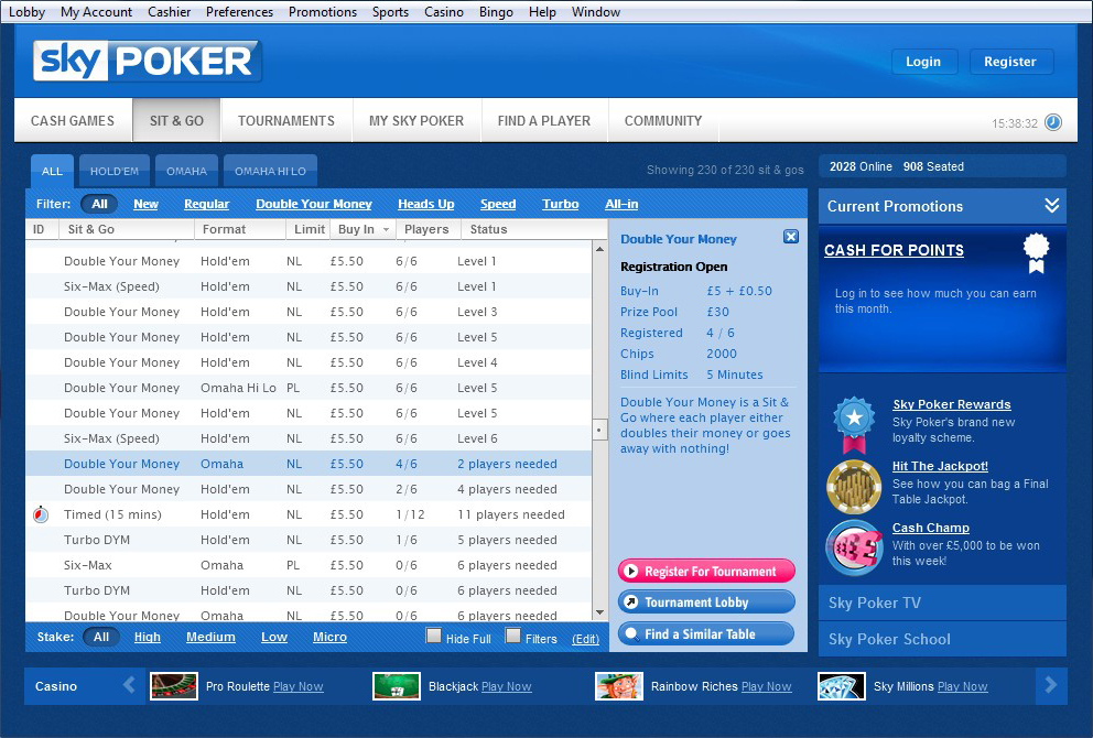 New Poker Sites - 11074