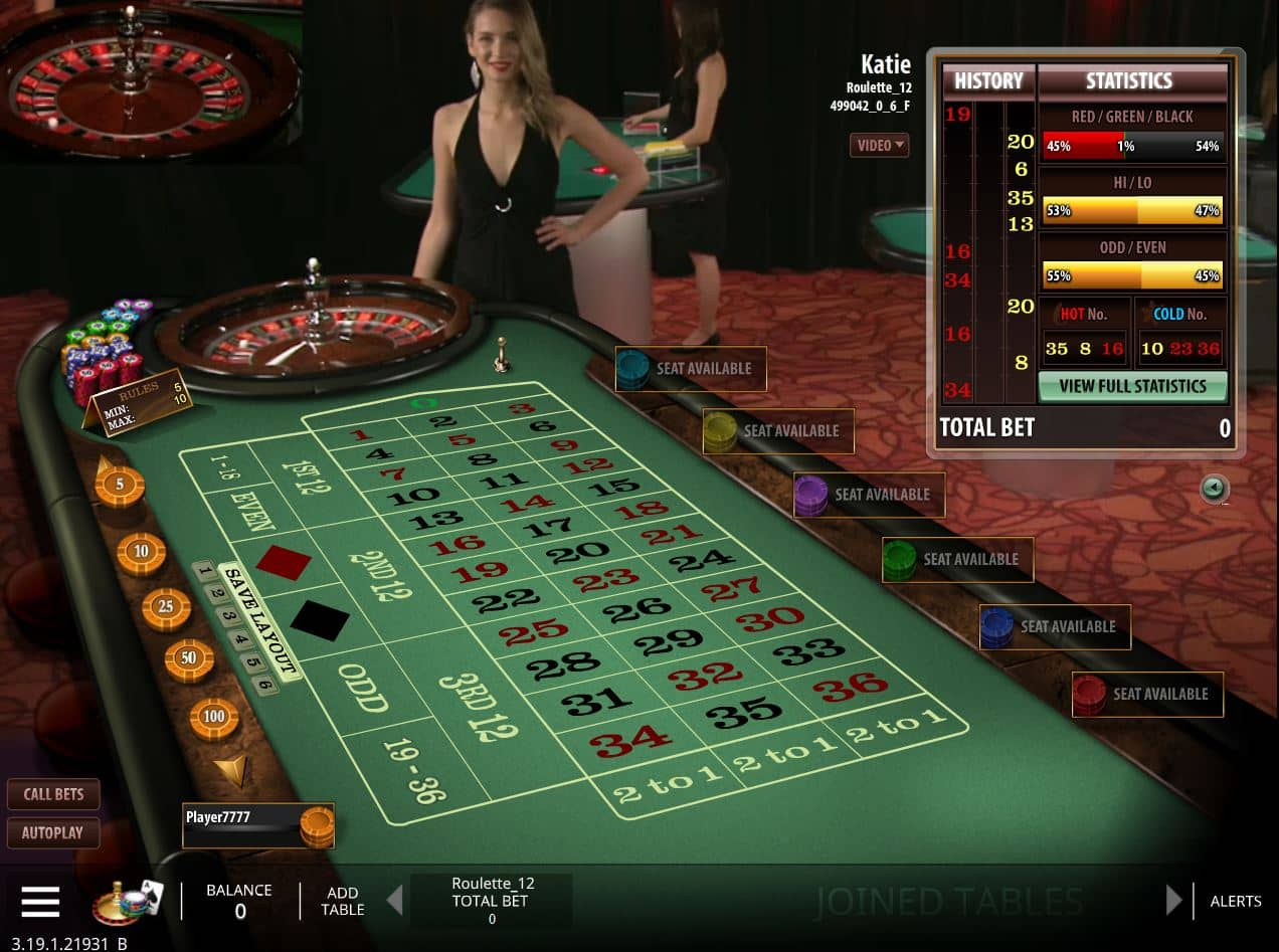 Roulette Tool Live - 26577