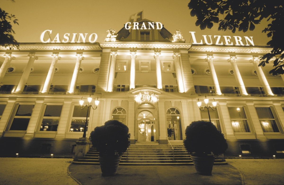 Casino in der - 70640