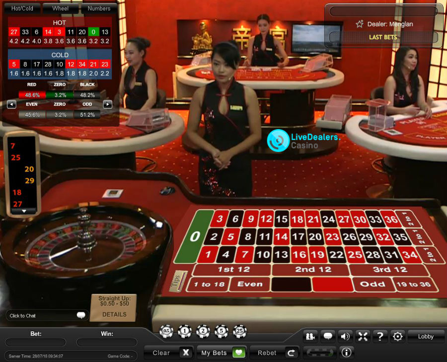 Roulette Tool Live - 31249