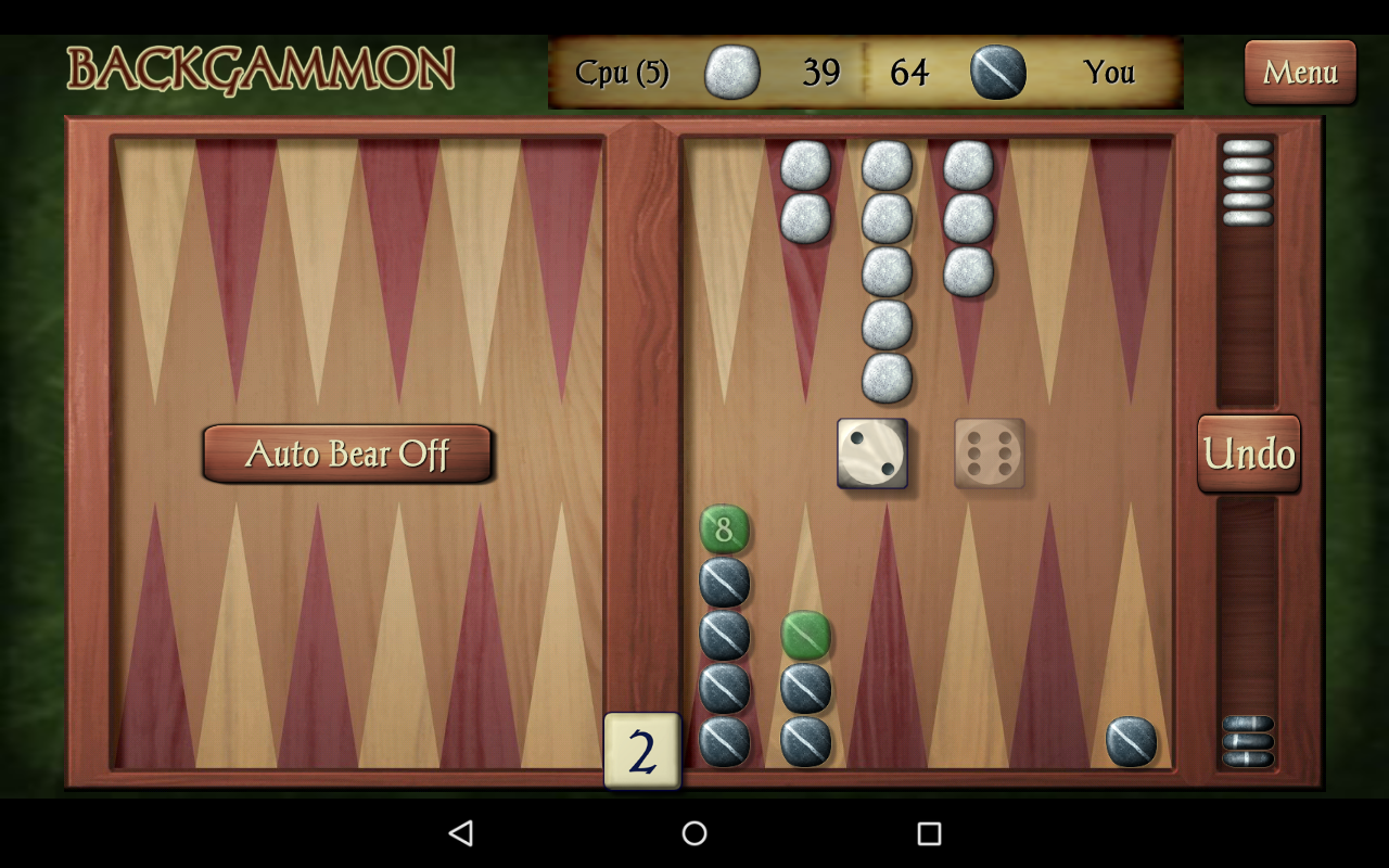 Backgammon Gratis - 3123