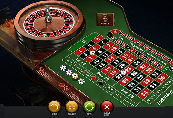 NewAR Roulette star - 47838