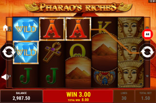 Pharaos Riches - 98014