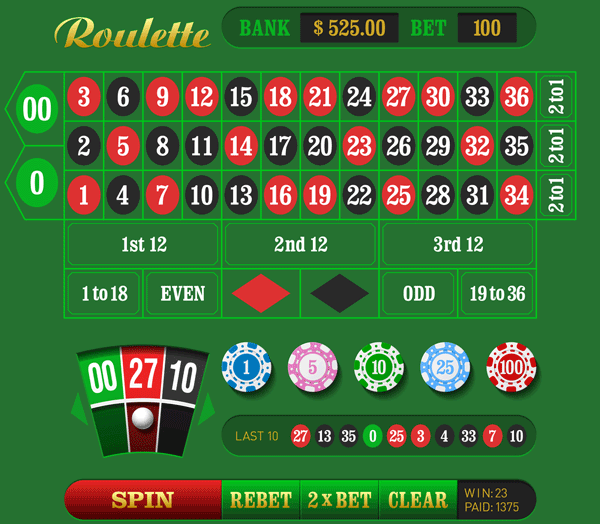 Roulette Orphelins tipps - 53427