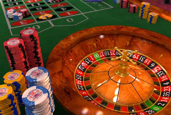 Roulette Rot - 17865