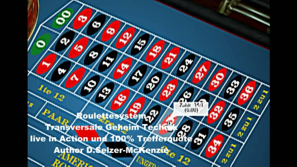 Roulette System Software - 84476