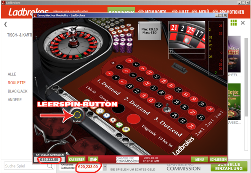 Roulette Systeme Wie - 69889