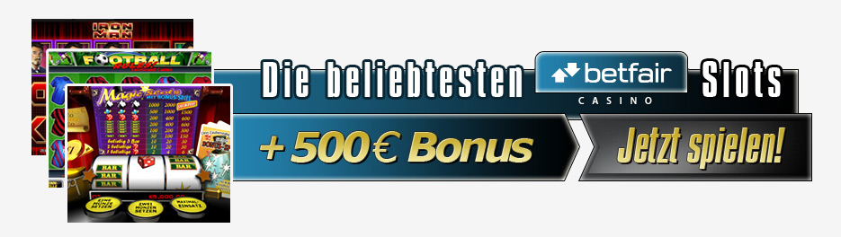 Slot Automaten betfair - 69107